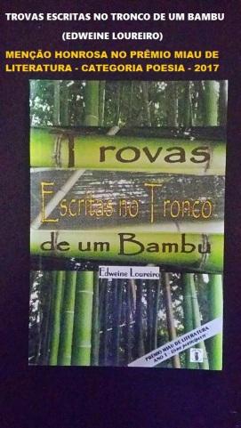 MH - Trovas escritas no tronco de um bambu